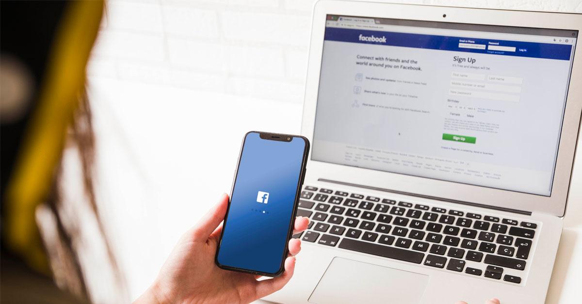 วิธีการสร้าง Facebook page