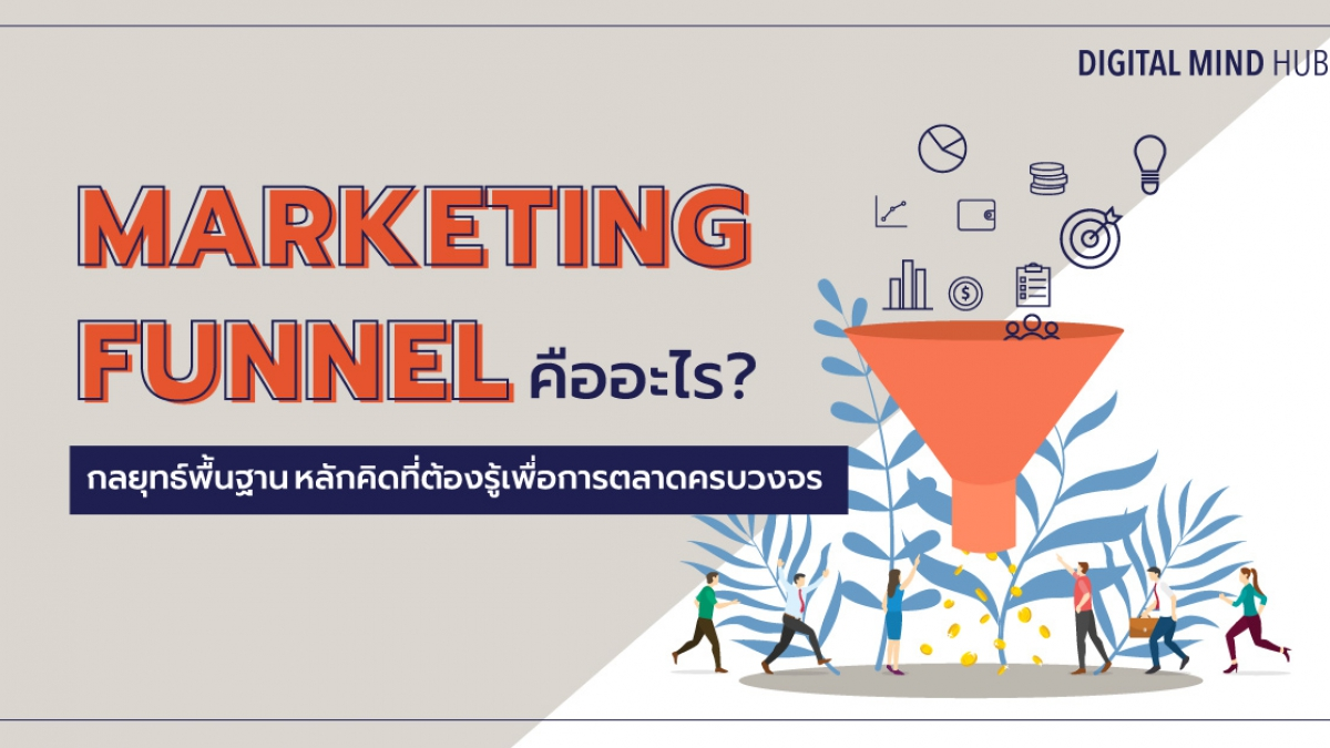 Digital Marketing Funnel คือ